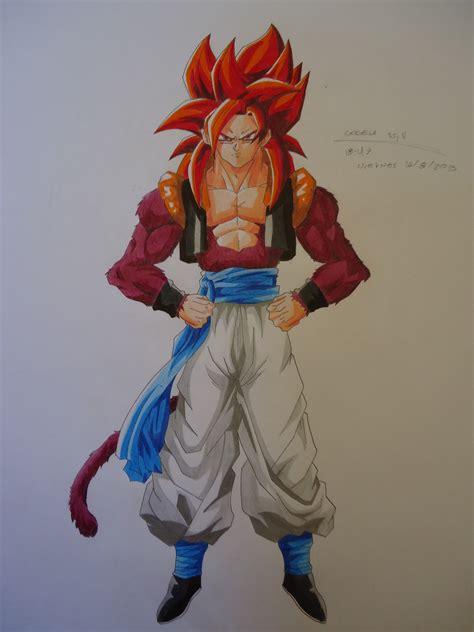 imagenes originales de dragon ball z mis dibujos de dragon ball z gt y otros taringa