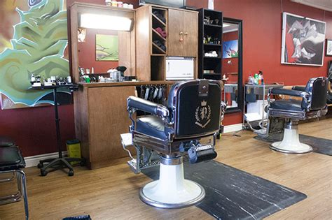 Kursi Tempat Cukur cara desain 18 inspirasi interior tempat pangkas rambut