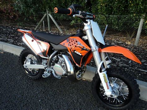 Mini Ktm 50 2011 Ktm 50 Sx Mini Pics Specs And Information