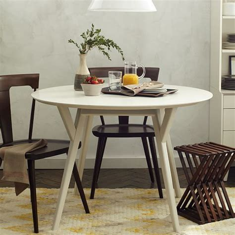 Registry Roundup The Table Is Flat by Mid Century Dining Table West Elm