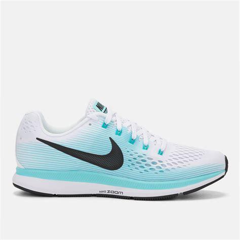 Nike Zoom Vegasus Size 39 43 Sepatu Pria Olahraga Sport Lari Hitam shop 41 nike air zoom pegasus 34 running shoe for womens by nike sss