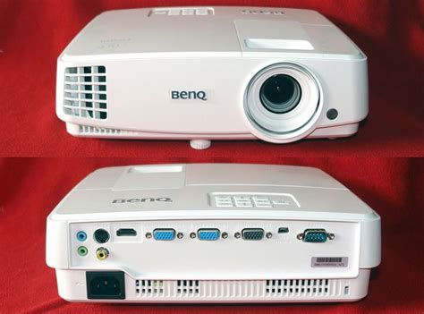Benq Projector Mh530 Hd the benq mh530 1080p dlp projector reviewed