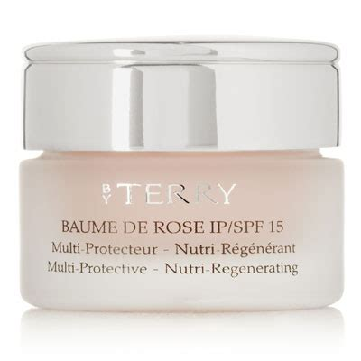by terry by by terry baume de rose ipspf 15 lips care 7g023oz by terry baume de rose lip protectant
