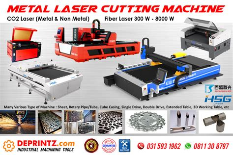 Mesin Water Jet Cutting jual mesin laser cutting metal fiber plat metal besi