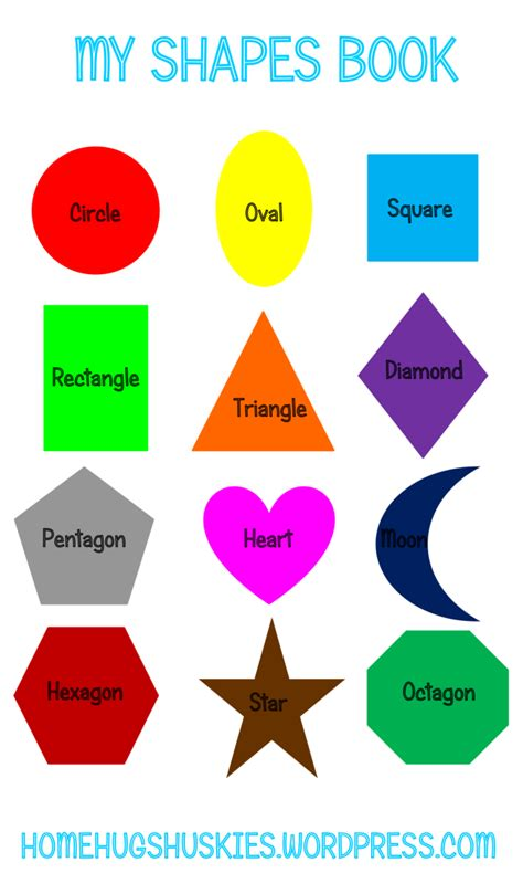 printable shapes free printable shapes