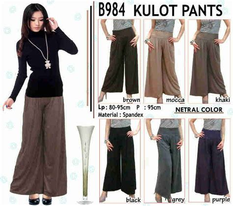 Jual Jumpsuit Kulot Muslimah by The Gallery For Gt Muslimah Fashion 2013