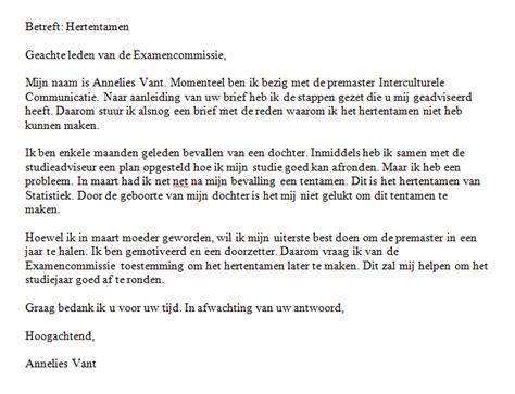 voorbeeld voorstel brief nieuw bedrijf voorbeeld 1 schrijfwijzer nl