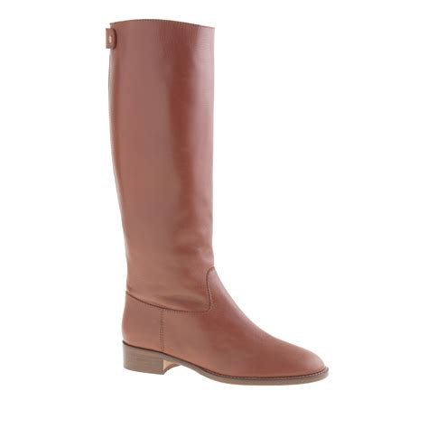 J Crew Extended Calf Dressage Boots by J Crew Field Boots With Extended Calf In Brown Kindling