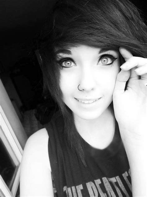 emo hairstyles black and white 1000 images about emo scene hair on pinterest black emo