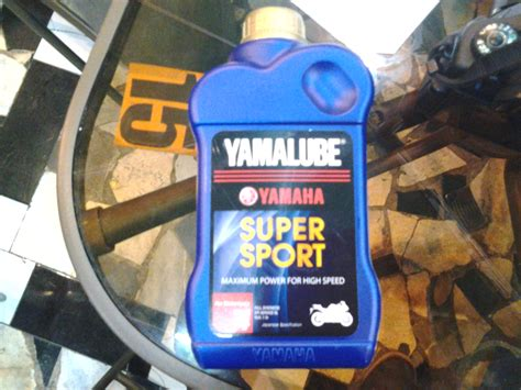Oli Yamaha Sport Yamaha Luncurkan Oli Yamalube Sport Syntetic Diklaim