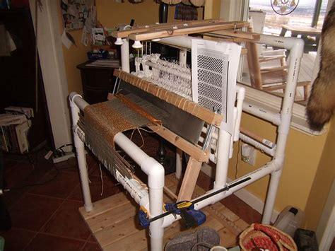 floor loom plans pvc loom start weaving loom plans weave without