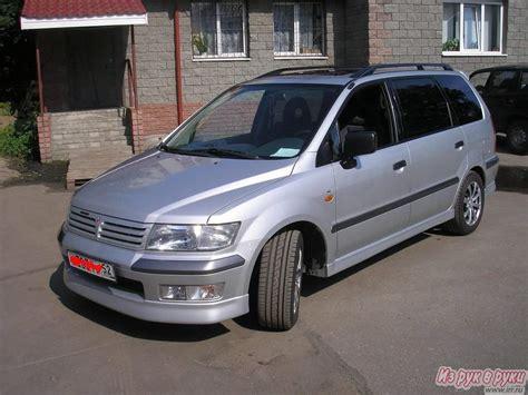 mitsubishi car 2001 2001 mitsubishi space wagon partsopen