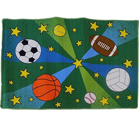 sports themed area rugs sports theme large rug sports area rug 8 x 10 new design 2 for playtime hardware