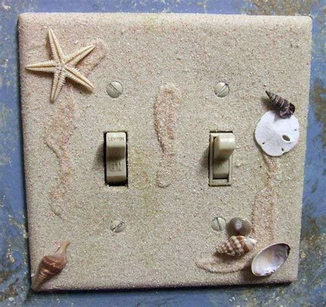 21 unique ways to decorate light switches plates in