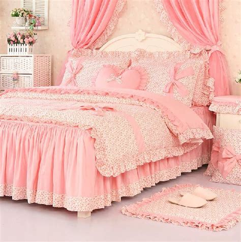 copriletti romantici aliexpress buy sweet cherry bedding sets