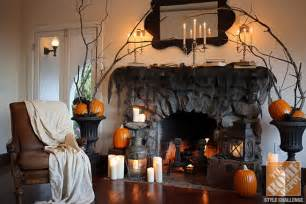 Halloween Fireplace Decorating Ideas 50 Awesome Halloween Indoors And Outdoor Decorating Ideas
