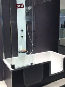 badewanne in wanne badewannen mit t 252 r duschen in der badewanne sanolux gmbh