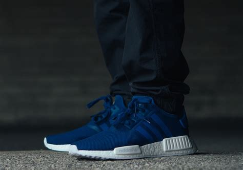 Adidas Nmd R1 Mesh Salmon Pack adidas nmd r1 blue sneaker bar detroit