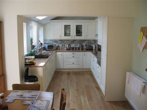 Knock Down Kitchen Cabinets victorian house rebuild and full loft conversion in jarrow
