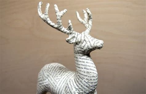 Things To Make From Paper Mache - things to do with newspaper ideas and things to