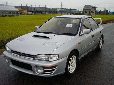 subaru impreza used for sale subaru impreza wrx 1993 used for sale