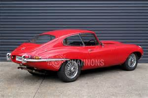 Jaguar E Type Sold Jaguar E Type 4 2 Series 1 Coupe Auctions Lot 24