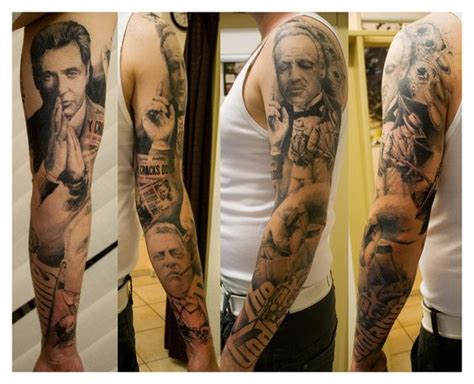the godfather tattoos i wouldnt want it taking up my