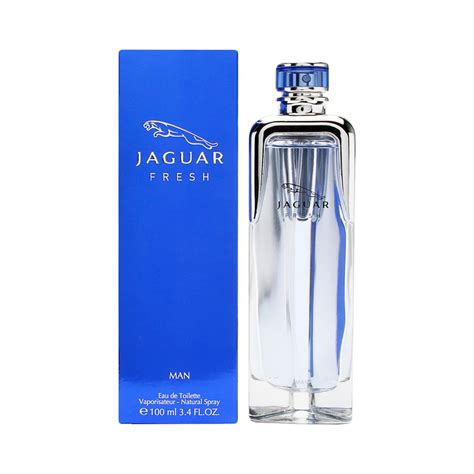Jaguar Fresh Tester Edt 100 Ml buy jaguar new by jaguar basenotes net