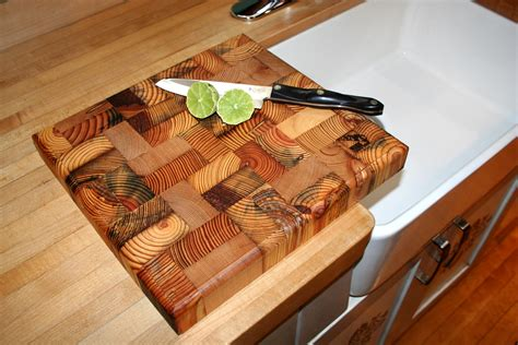 wood cutting boards  designs plans diy teds