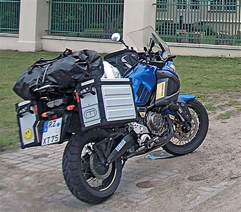 Yamaha Koffer Aufkleber by Yamaha Xt 1200 Z T 233 N 233 R 233 World Crosser Kradblatt