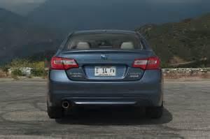 2015 Subaru Legacy Limited 2015 Subaru Legacy 25i Limited Rear View Photo 6