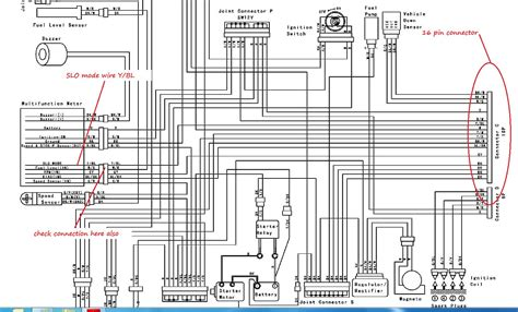 kawasaki ignition switch wiring diagram ignition