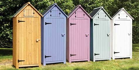 Wood Tool Sheds by Wooden Garden Shed Wood Shed Various Colours Garden Tool