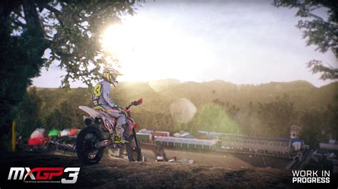 Kaset Ps4 Mxgp3 The Official Motocross Videogame mxgp3 the official motocross videogame announced coming