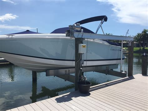 home gulfside docks - Aluminum Boat Lift