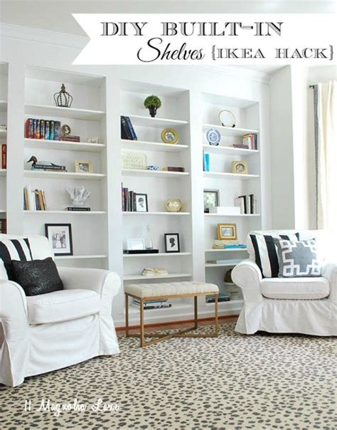 how to build a built in bookcase into a wall 1000 ideas about build a bookcase on kitchen