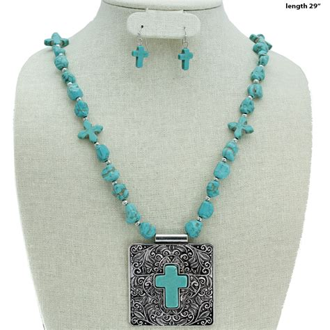 genuine turquoise wholesale turquoise necklace wholesale western jewelry beaded