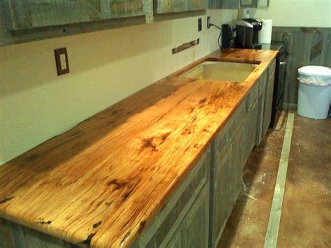 solid wood bar tops solid wood counter top crafted from wood pinterest
