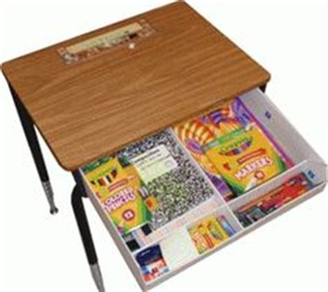 School Desk Organizers Student Desk Organizers On Pinterest Student Chair Pockets Student Desks And Desk