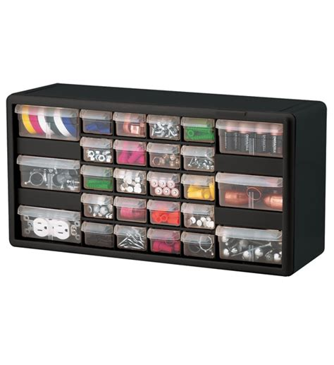Plastic Drawer Organizer by Plastic Drawer Organizer 26 Compartments In Small Parts