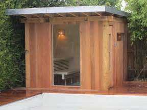image gallery outdoor steam room