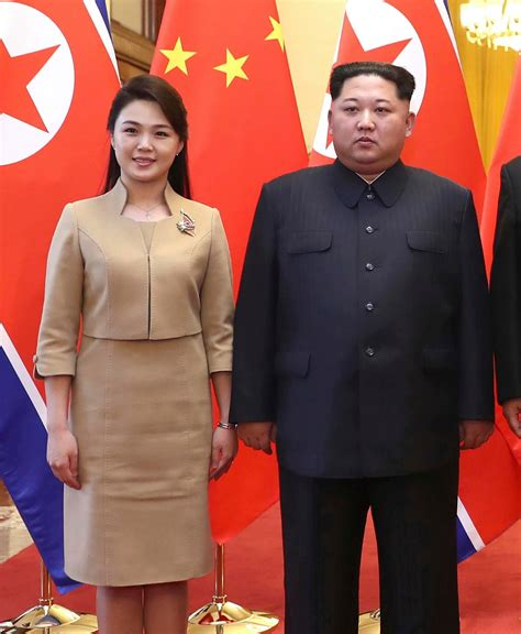 kim jong un wife bio who is kim jong un s wife ri sol ju when did she marry