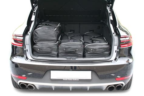 Porsche Macan Trunk Space by Macan Porsche Macan 95b 2014 Present Car Bags Travel Bags