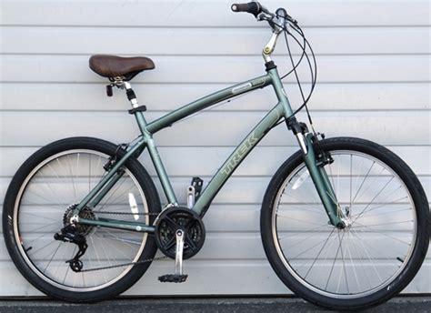 Aluminum Comfort Bike by 21 Quot Trek Navigator 32 1 Aluminum Comfort Commuter Bike 5