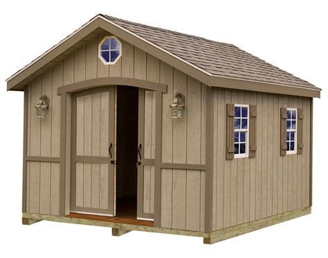 custom build  cute garden shed   shed kit  lowes