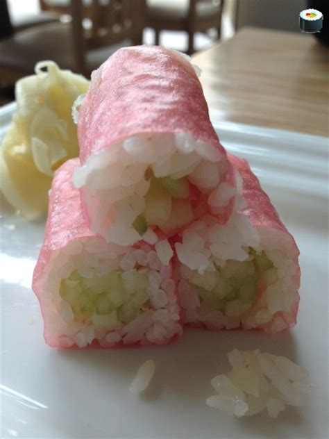 How To Make Sushi With Soy Paper - how to make sushi with soy paper 28 images sushi hiro