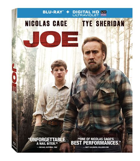 joe watch nicolas cage in an exclusive clip from david exclusive featurette clip from joe focuses on origins of film