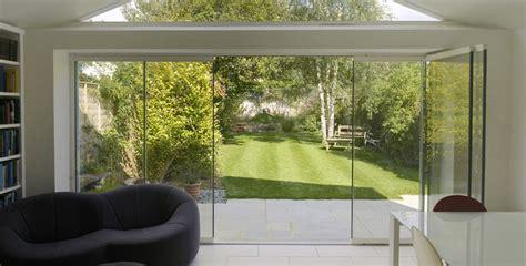 bi folding patio doors aluminium folding sliding glass