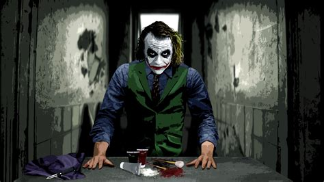 New Kaos 3d Joker 12 the joker wallpapers pictures images