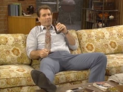 al bundy on the couch image kelly bounces back 7 jpg married with children